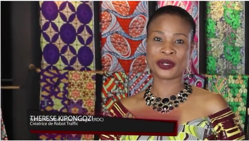 Therese Kirongozi is a #NewAfricanWoman