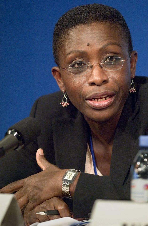 Antoinette Sayeh DGA FMI