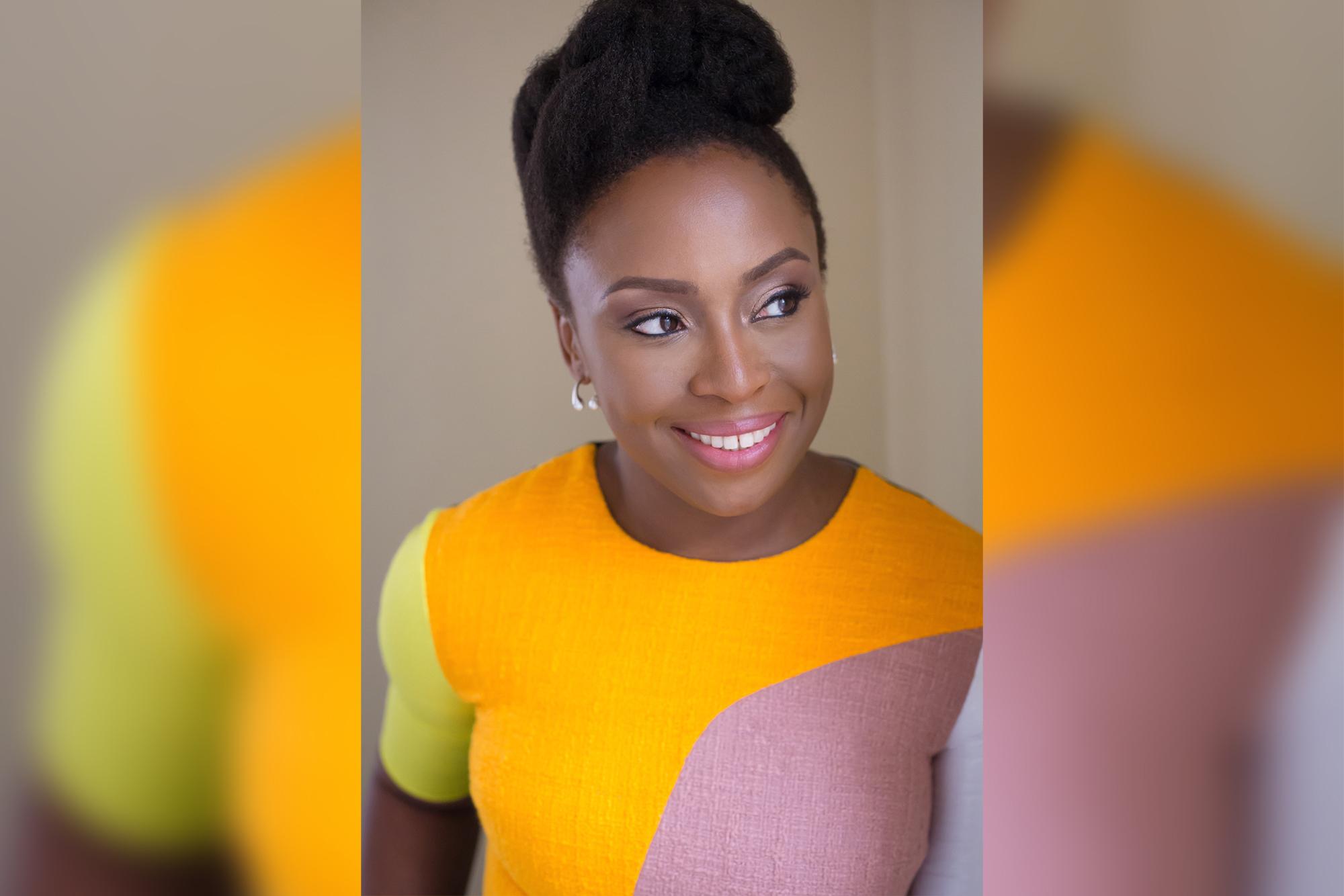 Trombinoscope : Chimamanda Ngozi Adichie (écrivaine)